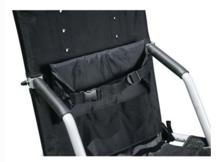 seat of special needs chair trotter