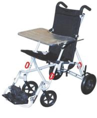 black special needs buggy for children with special needs
