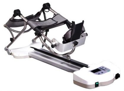 Lower limb CPM device