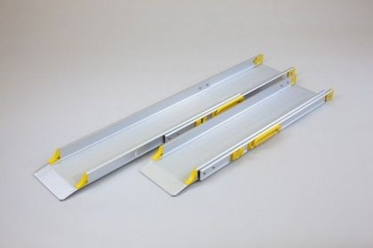 Economy Telescopic Channel Ramps 5ft