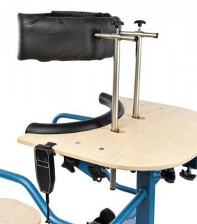 Chest support for Standing frame LIFTER