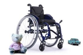 Active wheelchair for kids SAGITTA