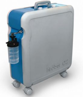 Refurbished oxygen concentrator Kroeber O2