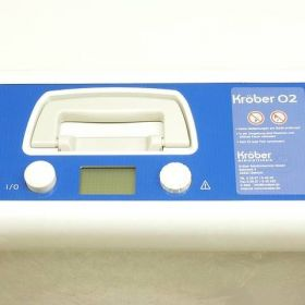 Recycled oxygen concentrator Kroeber O2