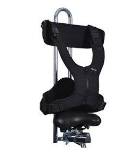 Pelvis support, back support and neopren vest for tricycle Vermeiren P3