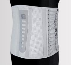 Lumbar and chest brace AM-WSP-03