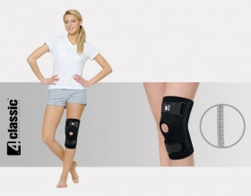 Knee joint brace with whalebone AM-OSK-Z/S-P