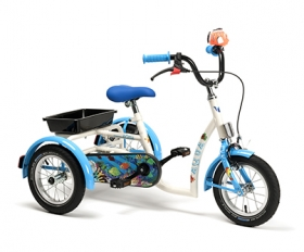 Tricycle for children with special needs Vermeiren AQUA