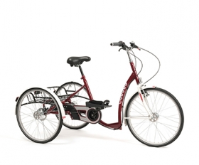 Tricycle for children with special needs Vermeiren LIBERTY