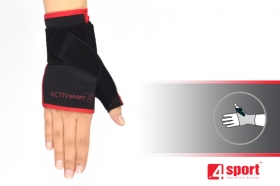 Wrist and thumb support AS-N-02