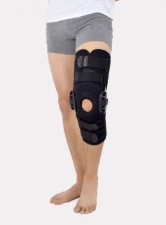 Lower limb brace with splints 2R, AM-OSK-ZL/2R-02