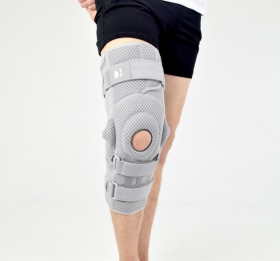 Lower limb brace with splints and dynamic system ACL ProFit, EB-SKL/2RA-ACL