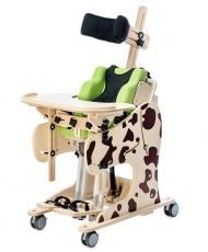 Therapeutic chair and standing frame for disabled children DALMATIAN