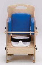 Adaptive bath chair for children with disabilities