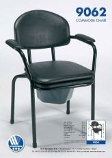 Combined bathroom/toilet chair Vermeiren 9062