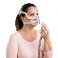 Full face mask with ventilation  ResMed AirFit F20 For Her