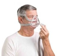 Full face mask with ventilation ResMed AirFit F20