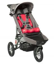 special tomato stroller red