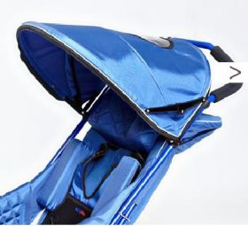 "Folding roof and cover for special buggy ""Racer+"""
